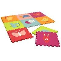 Coloured Animal Play Mats