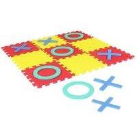 Foam Noughts and Crosses Mats
