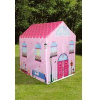 Childrens Pink Playhouse Tent