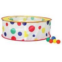 Pop Up Multi Colour Ball Pit