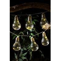 Pack Of 10 Solar Lightbulbs