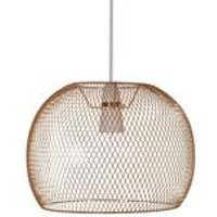Loxley Copper Easy Fit Pendant