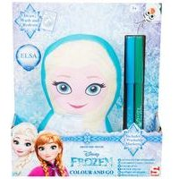 Elsa Frozen Small Colour and Go Friend