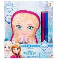 Anna Frozen Small Colour and Go Friend