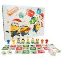 Despicable Me Puzzle Eraser Advent Calendar