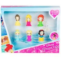 Disney Princess 6 Pack Puzzle Eraser