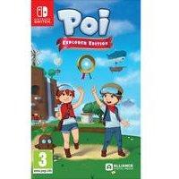 Nintendo Switch: Poi Explorer Edition