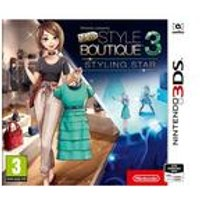 3DS: New Style Boutique 3: Styling Star