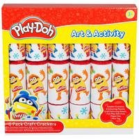 Play Doh 6 Pack Craft Cracker