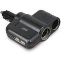 In-Car USB With 12V Power Adapter