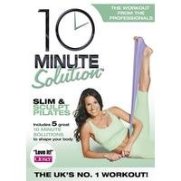 10 Minute Solution: Slim and Sculpt Pilates
