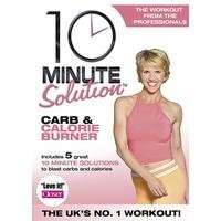 10 Minute Solution: Carb and Calorie Burner