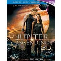 Jupiter Ascending Blu Ray 3D