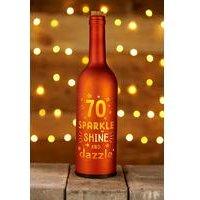Light Up Bottle 70