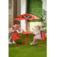 Kids Ladybird Furniture Set
