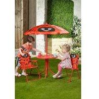 Kids Ladybird Furniture Set