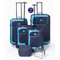 6-Piece Luggage Set