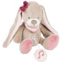 Nattou Mini Musical Nina The Rabbit Teddy