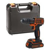 Black and Decker 18V Drill and Case