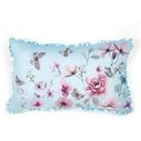 French Floral Filled Boudoir Cushion