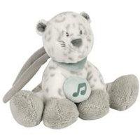 Mini Musical Lea The Snow Leopard Teddy