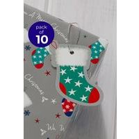 10 Stocking Tags