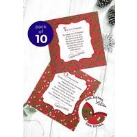 10 Patience Strong Christmas Cards
