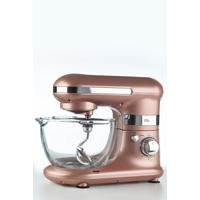EGL Pink Mixer With Glass Bowl
