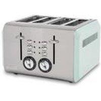 Cotswold Sage 4-Slice Toaster