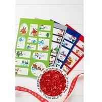 Glitter Gift Label Book