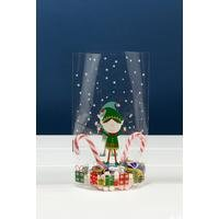 Pack Of 12 Cello Elf Bags