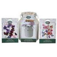 Premium Petunia and Sweet Pea Flowering Selection