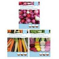 Rainbow Vegetable Seed Discs