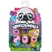 Hatchimals Colleggtibles 4-Pack + Bonus