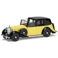 James Bond Rolls Royce Phantom III Model Car - Goldfinger
