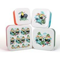 Tropical Lunch Box Set