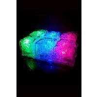 Mixology Flashing Ice Cubes - 6 Pack