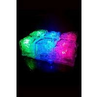 Mixology Flashing Ice Cubes - 6 Pack