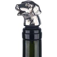 Vinology Dog Bottle Stopper/Pourer
