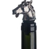 Vinology Horse Bottle Stopper/Pourer