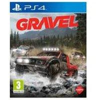 PS4: Gravel
