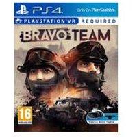 Playstation VR: Bravo Team