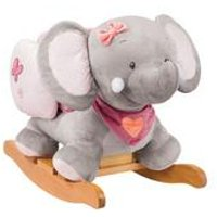 Nattou Rocker Adele the Elephant