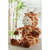 Giraffe Cozy Hottie Microwave Teddy