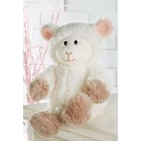 Lamb Cozy Hottie Microwave Teddy