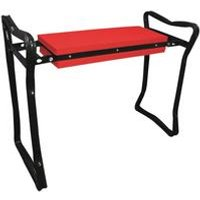 Folding Garden Stool and Kneeler