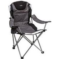 3 Position Padded Relaxer Camping Chair