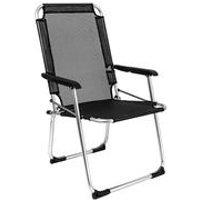 Lightweight Aluminium High Back Chair