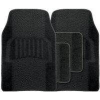 Premium Carpet Car Mat Set With Stain Protector