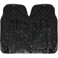 Checker Plate Mat Set